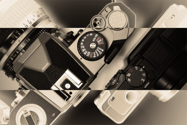 電子制御になっても、カメラは道具として