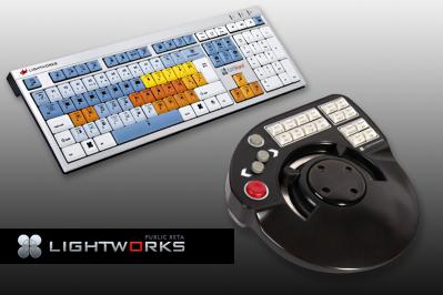 Lightworks Tips5 (キーボードショートカットをカスタマイズ)