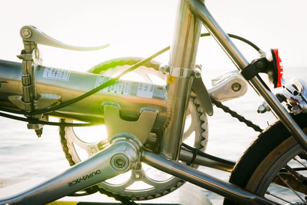 自転車のブレーキが2つある理由