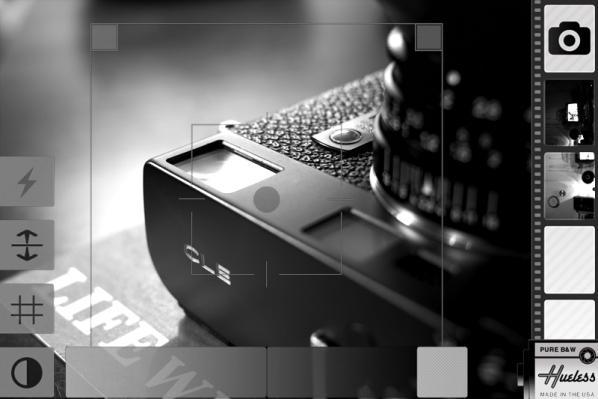 ズバリ素晴らしい! 好きなカメラアプリ