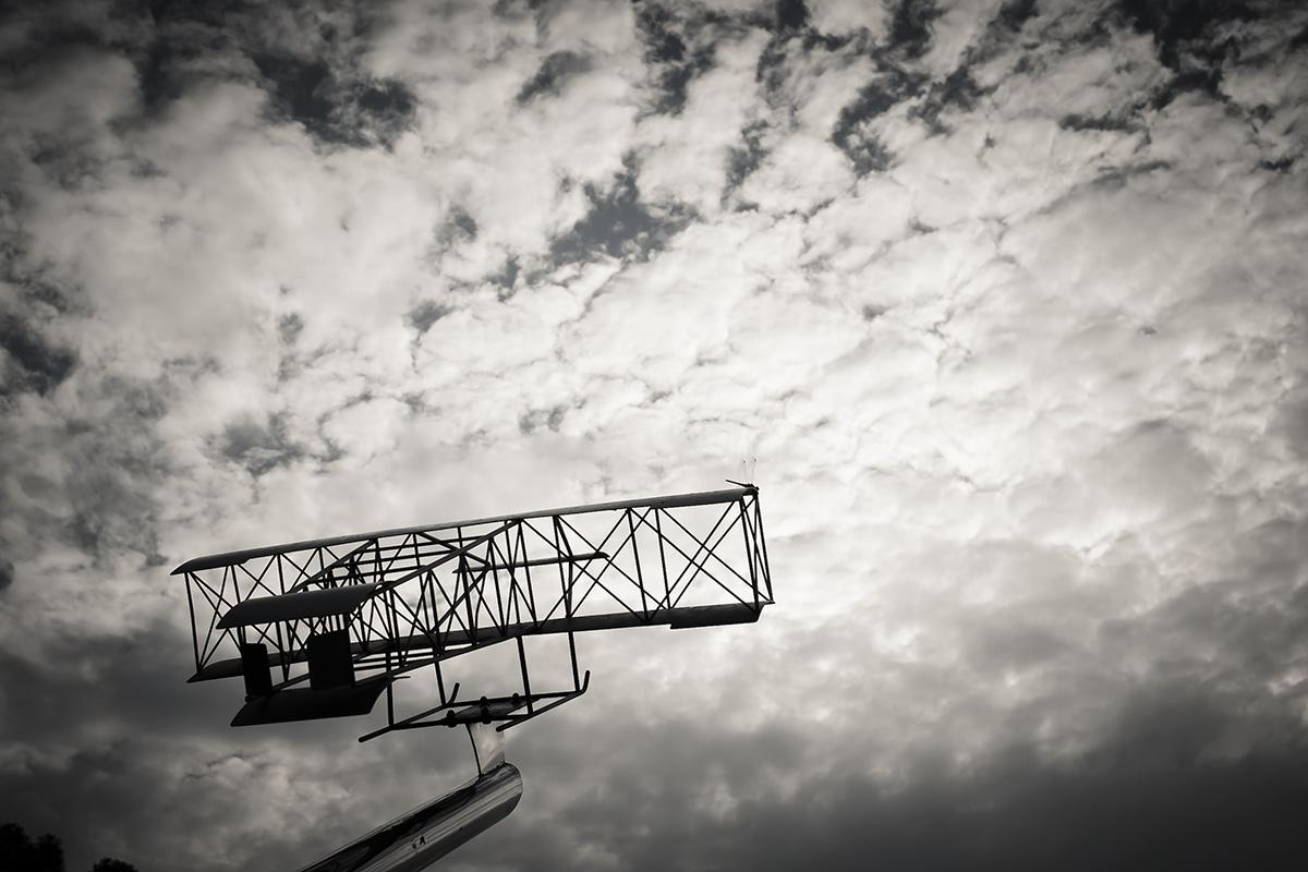今日の空はいつもより高く
