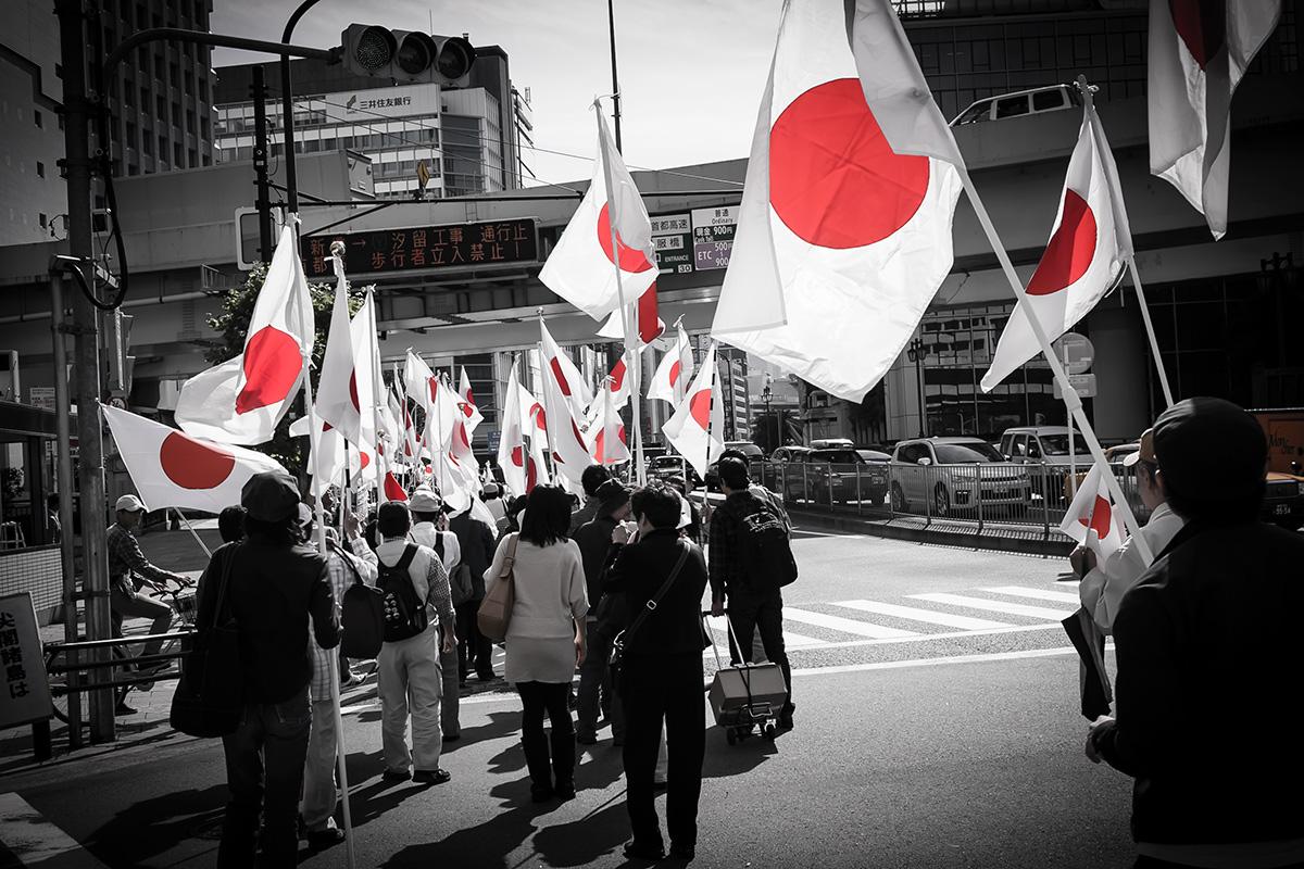 日本の訴え