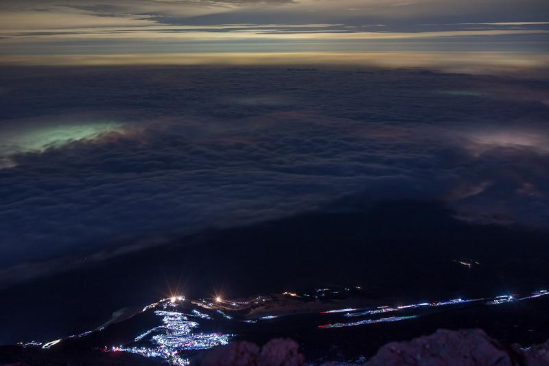 Mt.FUJI 2日目