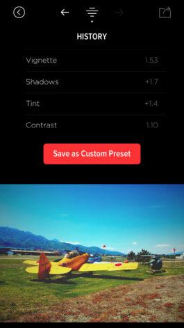 写真加工アプリの中で使い心地はピカイチ
