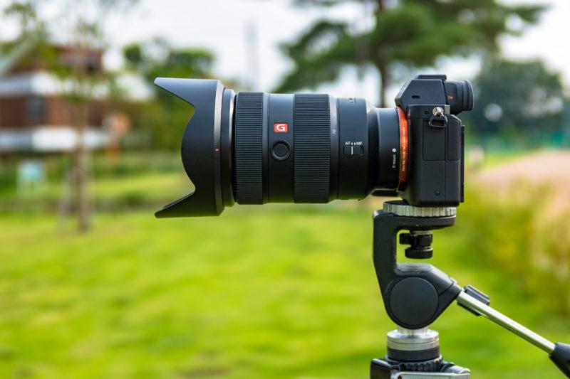 撮るものが決まっている時は一眼カメラを選ぶ