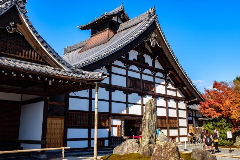 晩秋の京都を歩く(1)