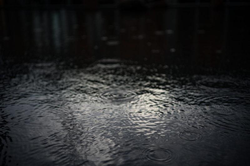 今年の夏は半分くらい雨で終わりそうな予感