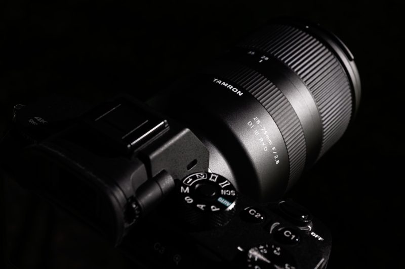 TAMRON 28-75mm F/2.8 Di III RXD (Model A036)という長い名前