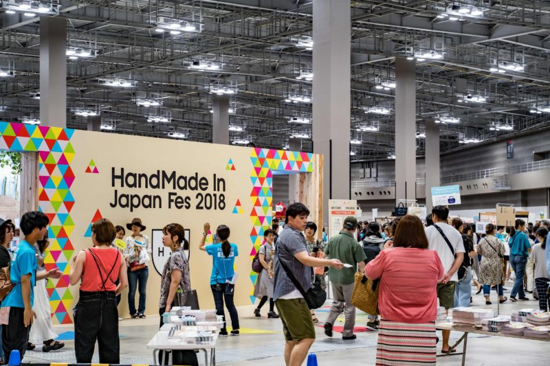 HandMade In Japan Fes 2018(2)
