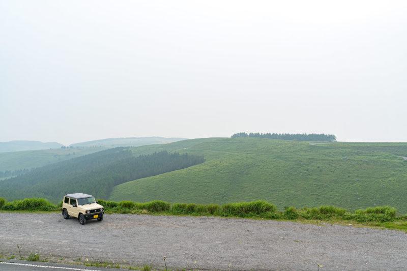 霧ヶ峰も魅力